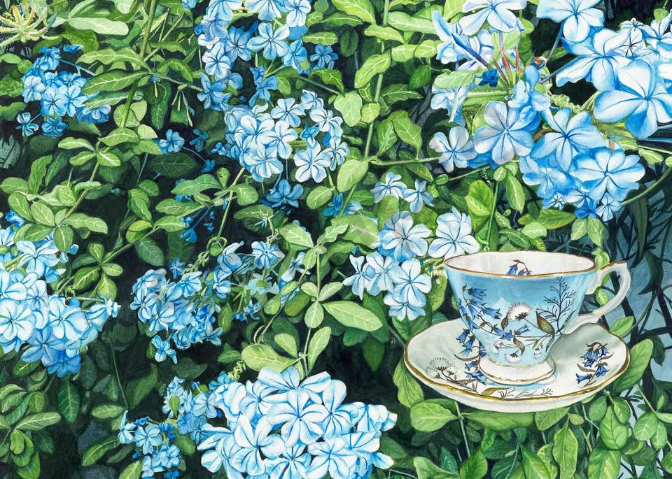 Tea Garden 5