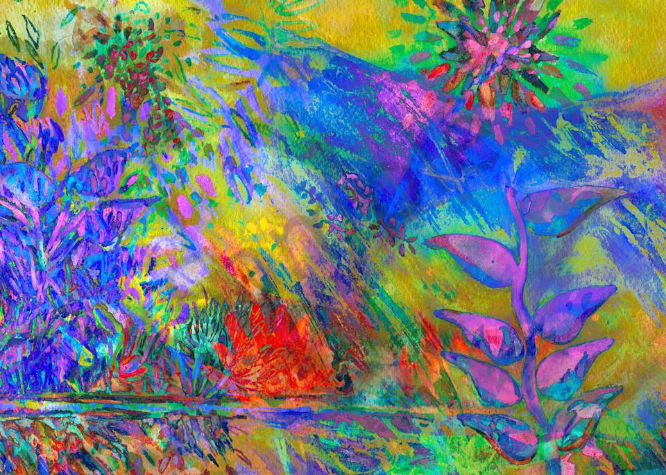 Pathless Path Art | Marisela Bracho