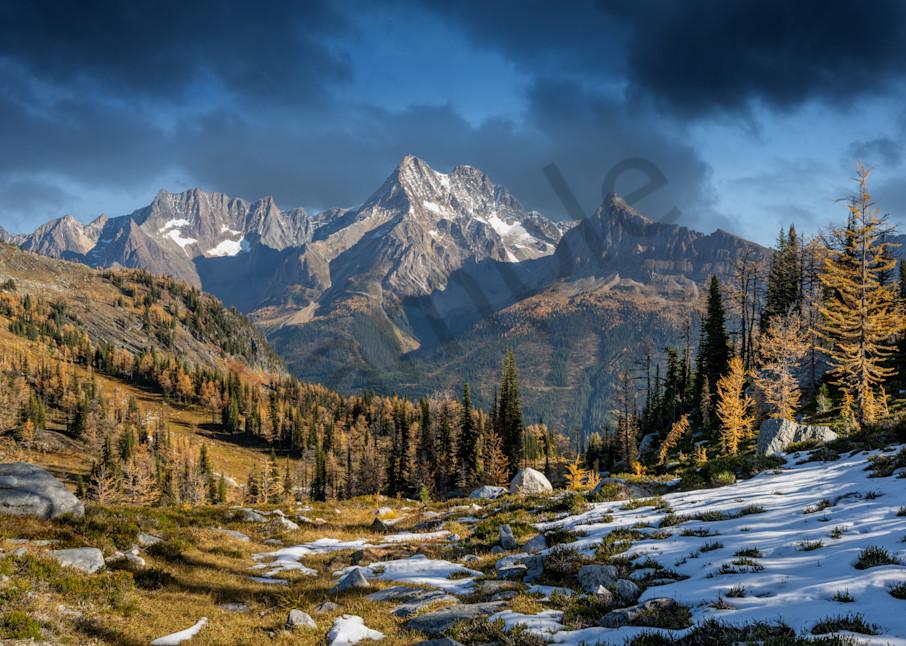 Jumbo Mountain Art | Nelson Fine Art Printing