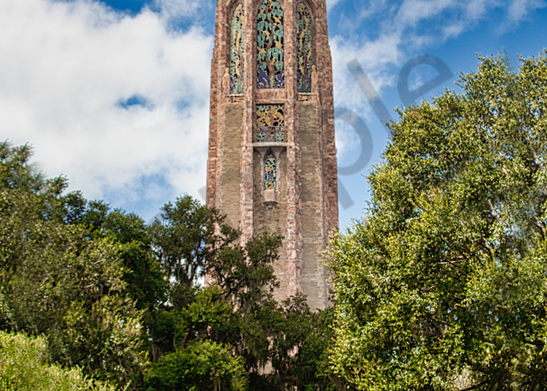 Bok Tower Photography Art   It's Your World - Enjoy!