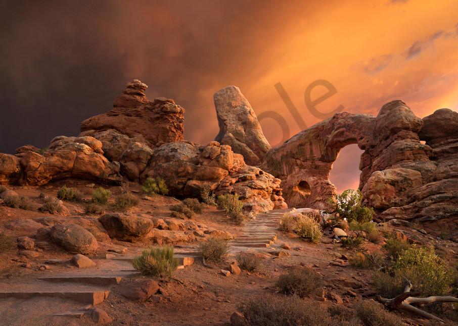 6423 Hellfire Art   Cunningham Gallery