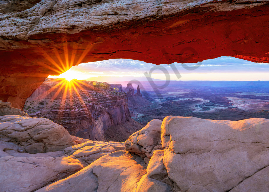 Mesa Sunrise Photograph