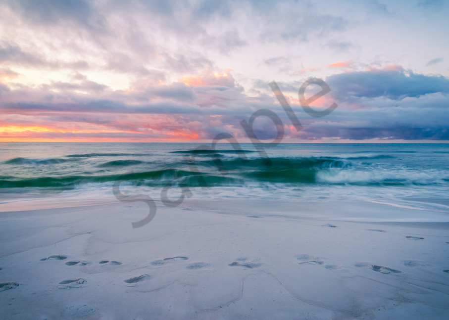 The Soft Waves of Destin | Susan J Photography