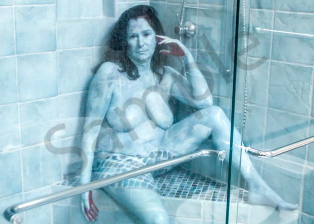 2019  Shower  Massachussetts Art   BODYPAINTOGRAPHY