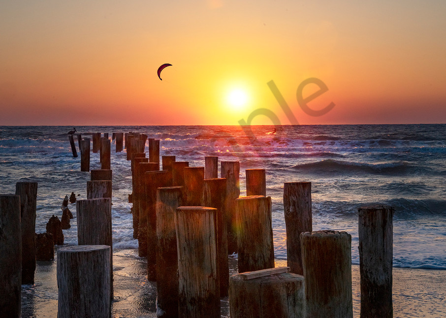 7797 Wind Surfer Art | Cunningham Gallery