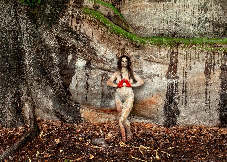 2020 Magic Tree Florida Art | BODYPAINTOGRAPHY