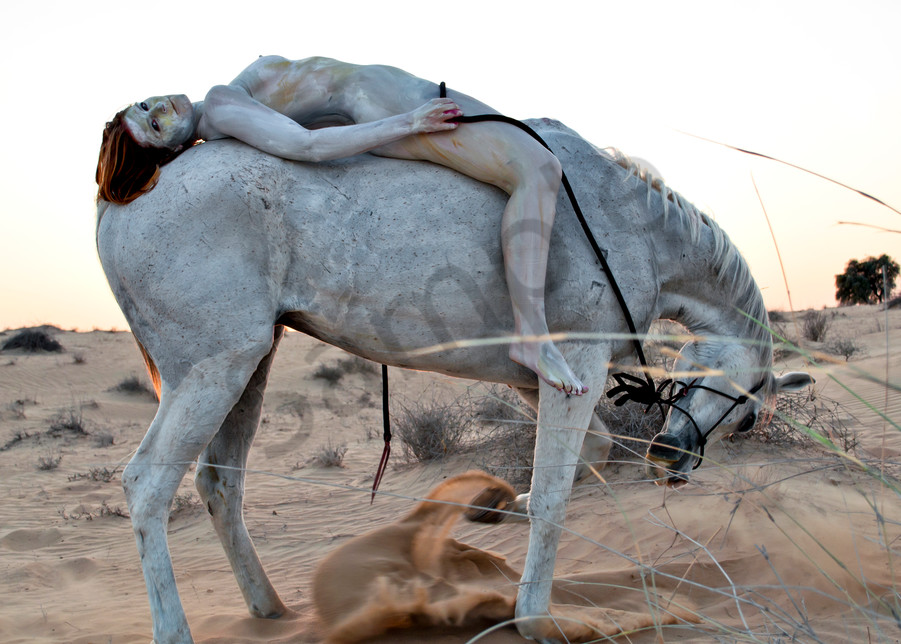 2012  Arabian Horse Art | BODYPAINTOGRAPHY
