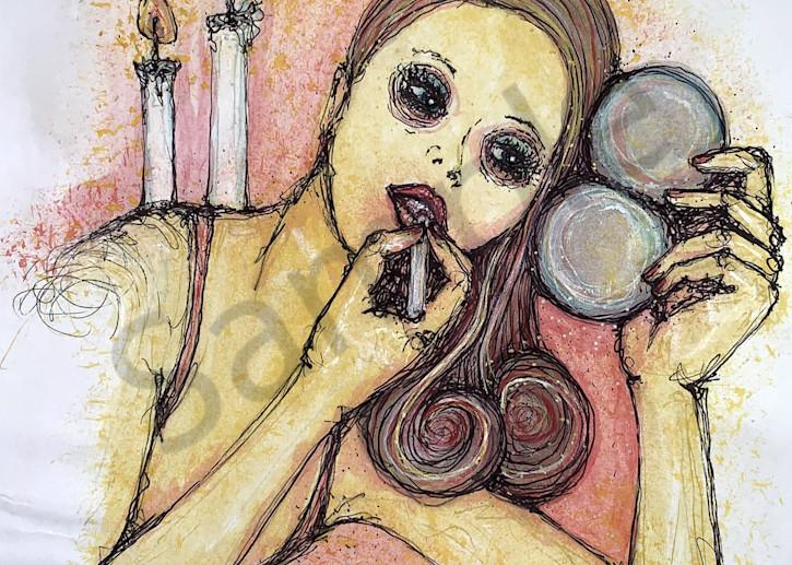 My Worth Art | Atelje Rose