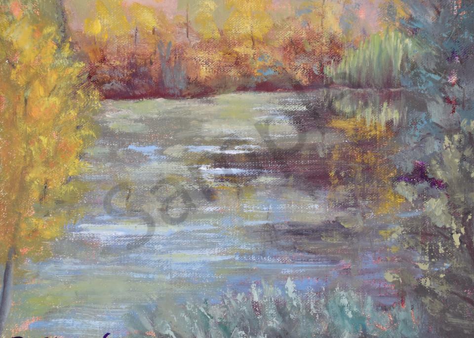 Plein Air Sara's Pond