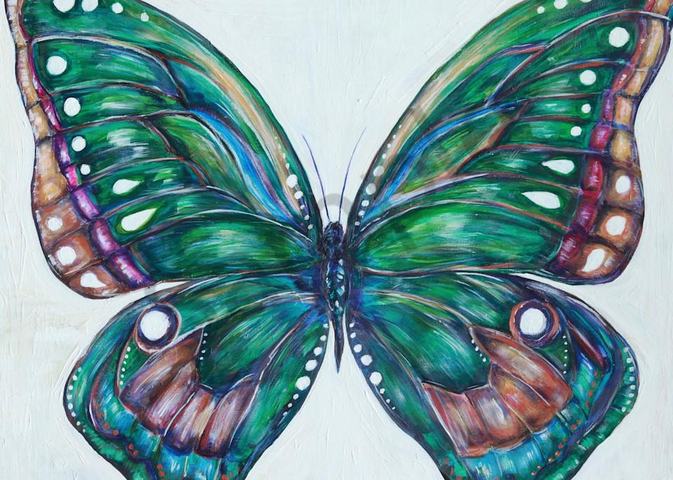 Gabriel S Butterfly Art | Art By Dana