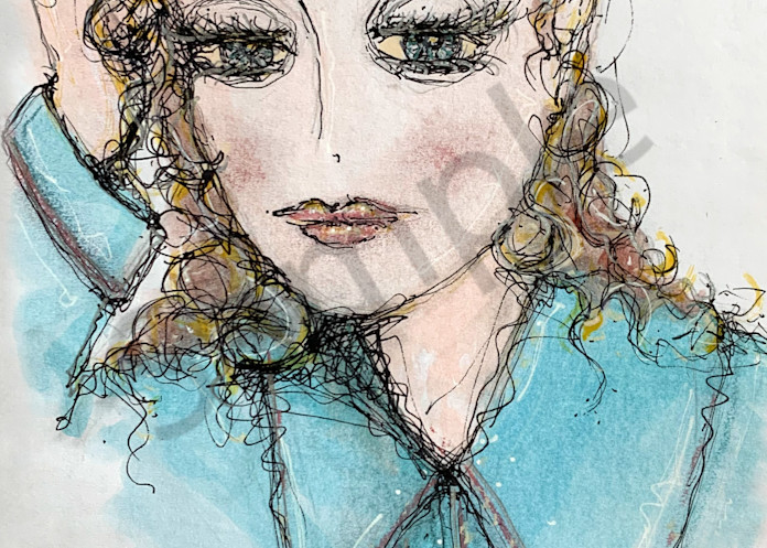 Waiting For Art | Atelje Rose