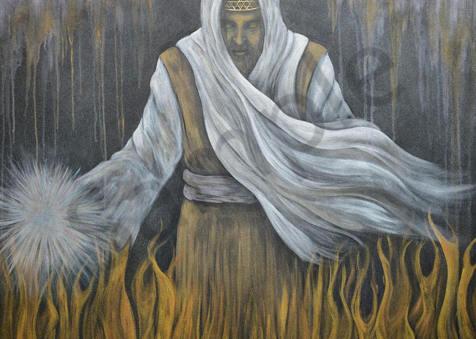"""Illuminating Glory"" by Colrado Artist Codye Reystead | Prophetics Gallery"