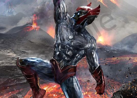 Crystar the Crystal Warrior