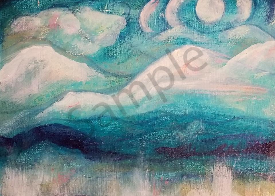 Clouds Art | Dena McKitrick