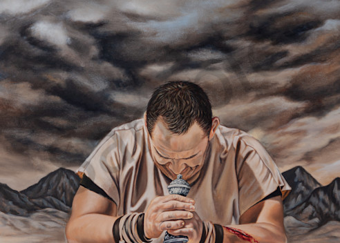 """True Vision"" by South African Artist Ilse Kleyn | Prophetics Gallery"