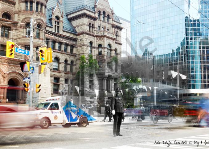 Past Present - Auto Traffic Constable