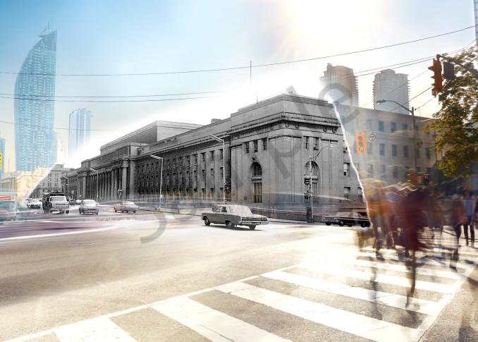 Past Present - Union Station