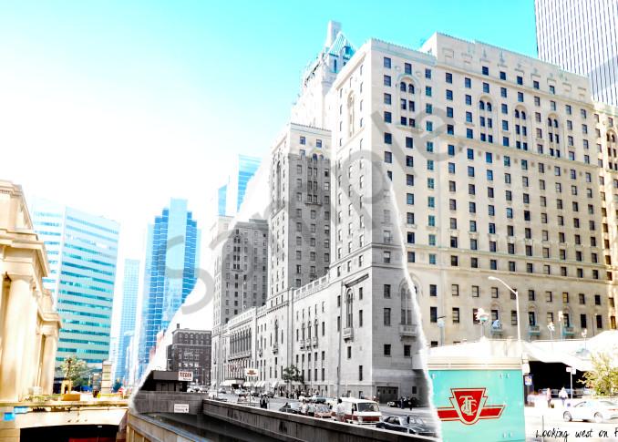 Past Present - Royal York Hotel