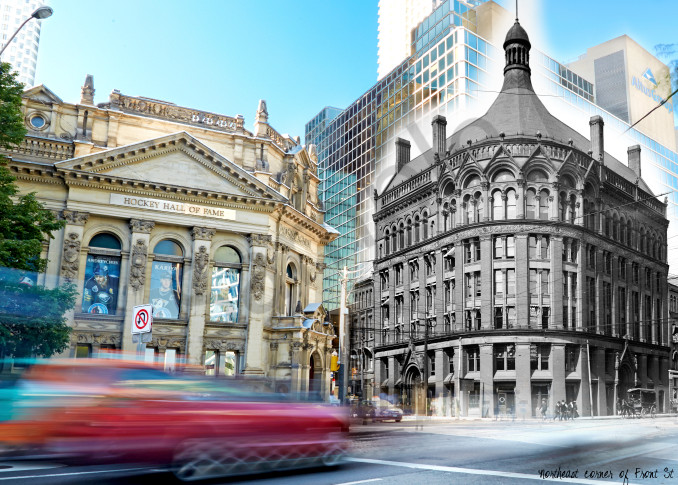 Past Present - Toronto Board of Trade
