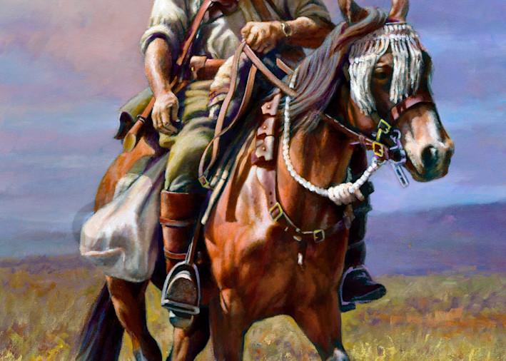 The Light Horseman