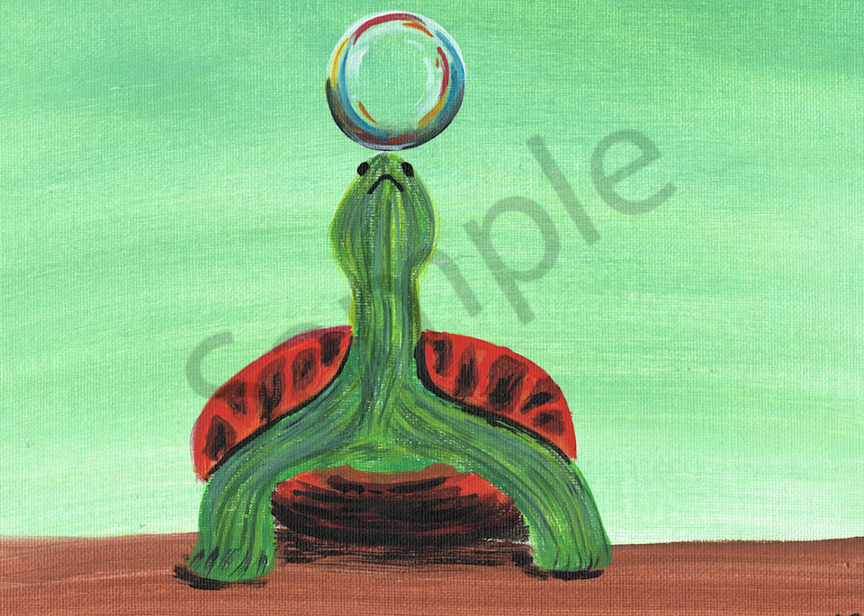 Bubble Acrylic Artwork