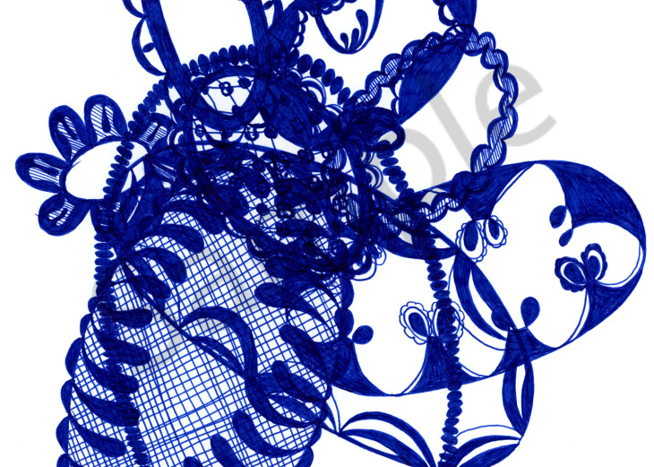 Overlapping Doilies 3