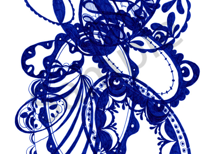 Overlapping Doilies 4