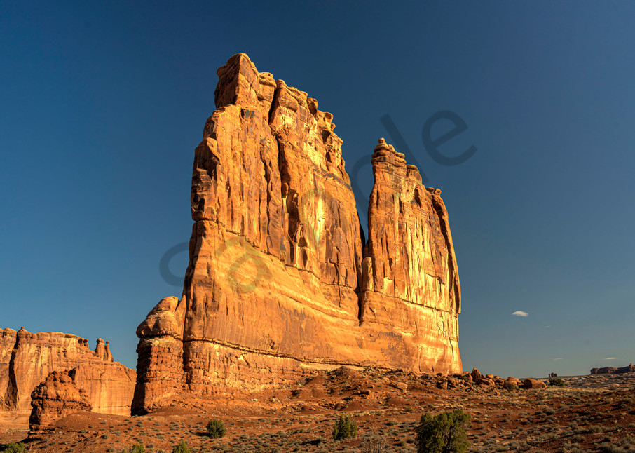 Arches National Park, The Organ