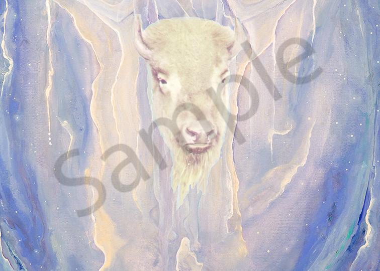 White Calf Buffalo Woman
