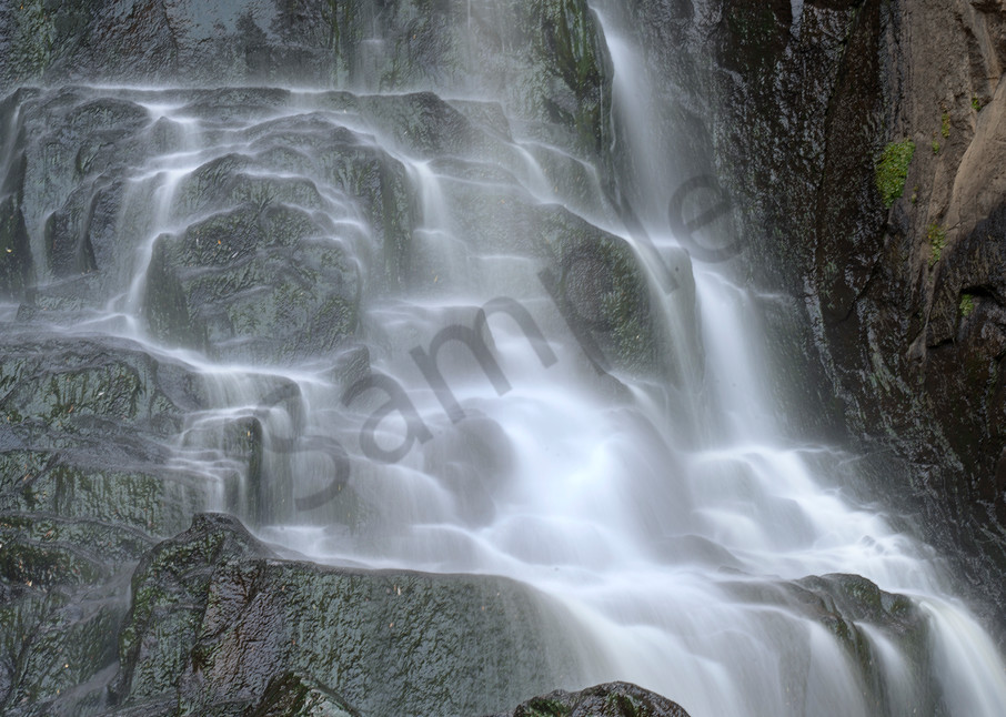 2228 South Clear Creek Falls Art   Cunningham Gallery