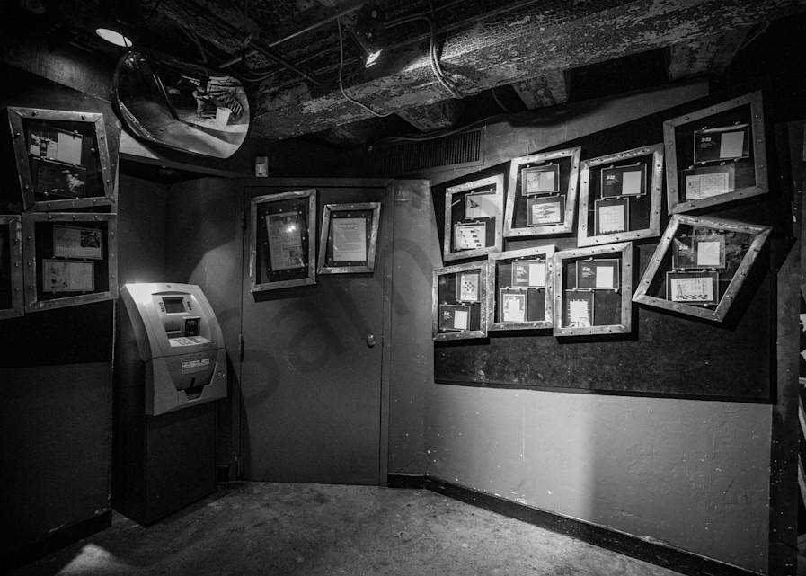 Backbar Atm Photography Art | Insomnigraphic