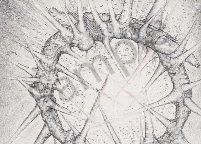 """""""Tetelestai"""" by South African Prophetic Artist Frank Pereira 