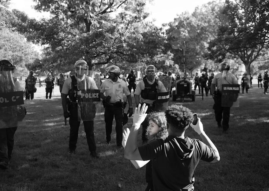 Showdown At Lafayette Photography Art | Insomnigraphic