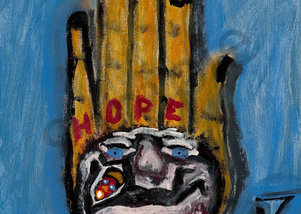 Hope. (no. 2 in a trilogy)