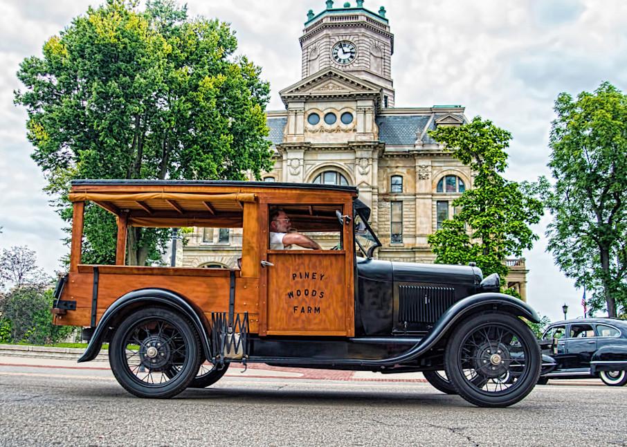 "1928 Ford Model ""A"" Station Wagon"