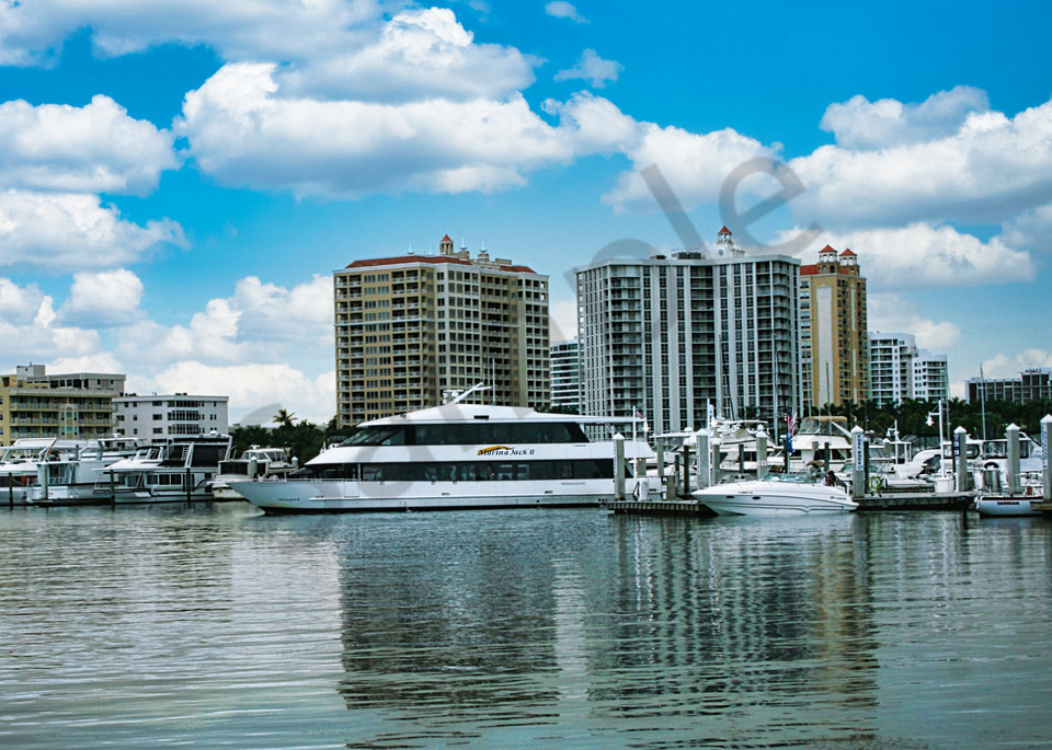Bayfront Docks Photography Art   It's Your World - Enjoy!