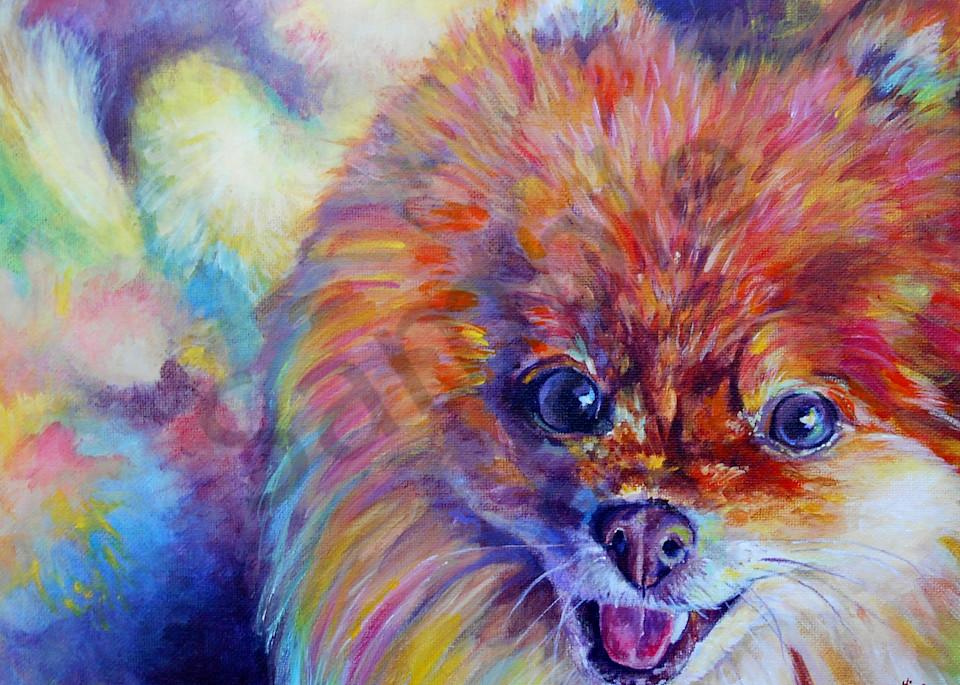 """Abounding Joy"" by Indiana Prophetic Artist Gina Harding | Prophetics Gallery"