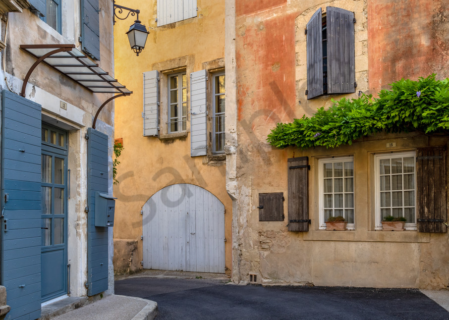 French Country Charm Photograph