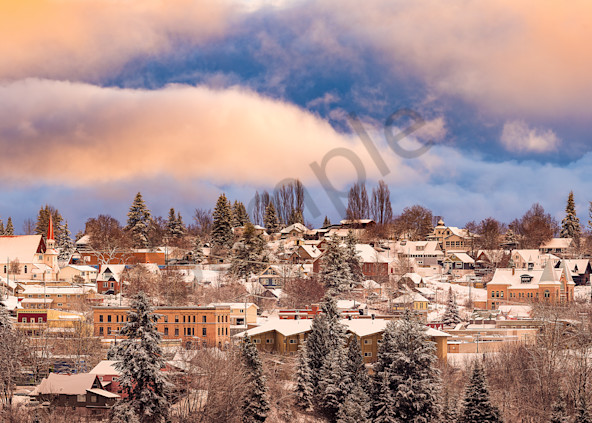 Winter's Morning Photography Art | Kokanee Camera and Nelson Fine Art Printing