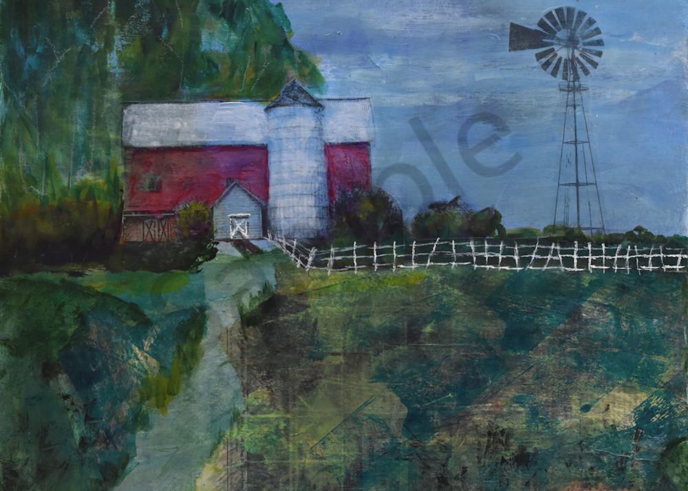 Childhood Memories Art | Connie Rodriguez Fine Art