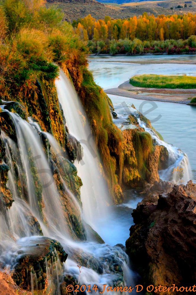 Fall Creek.Jpg Photography Art   Swan Valley Photo