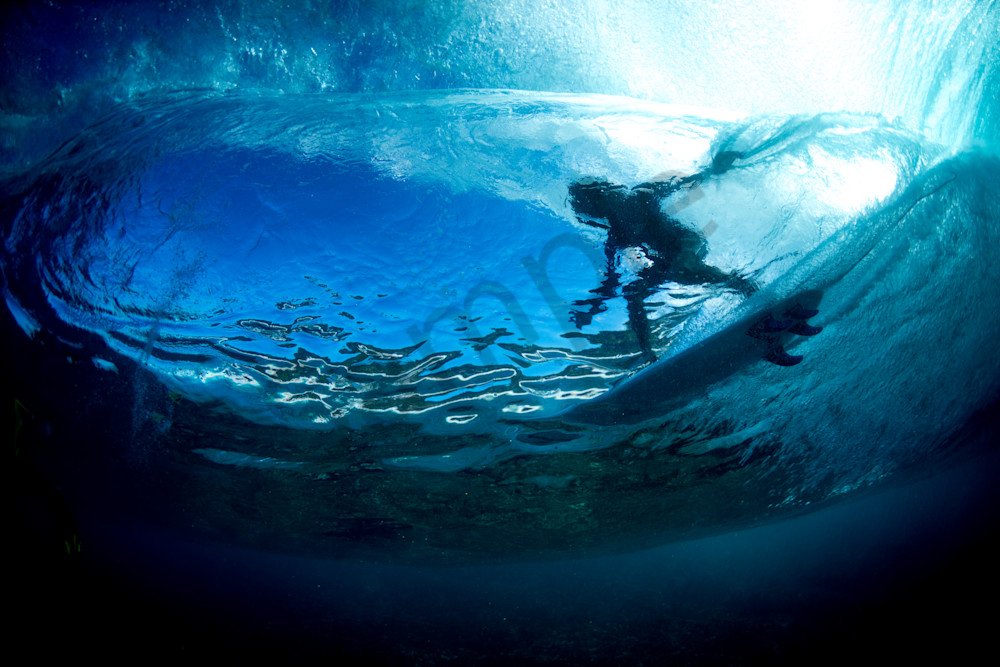 Surf Photography | Glass House by Doug Falter