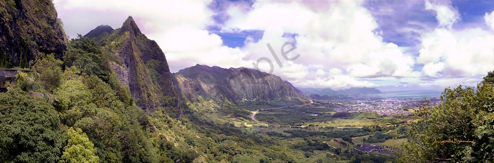 Hawaii Photography Pali By Angie Hamasaki