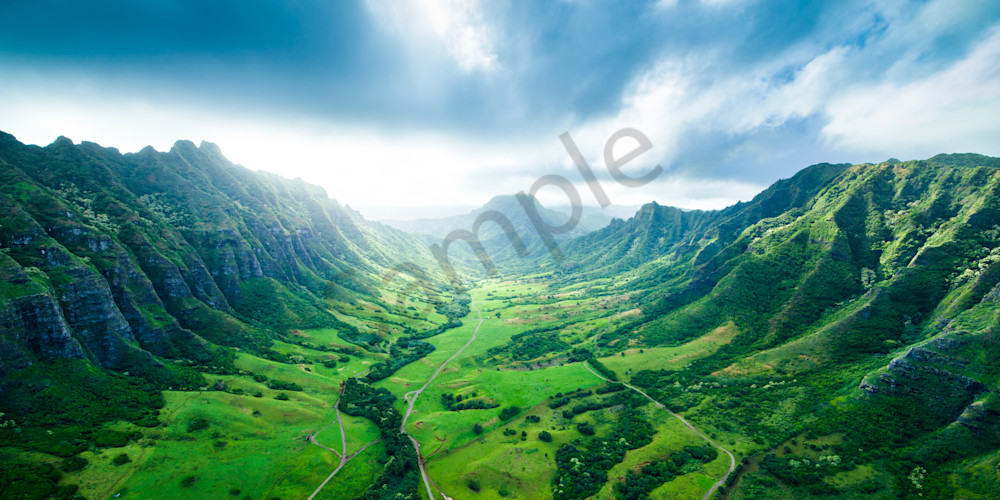 Kualoa Ranch Cb025