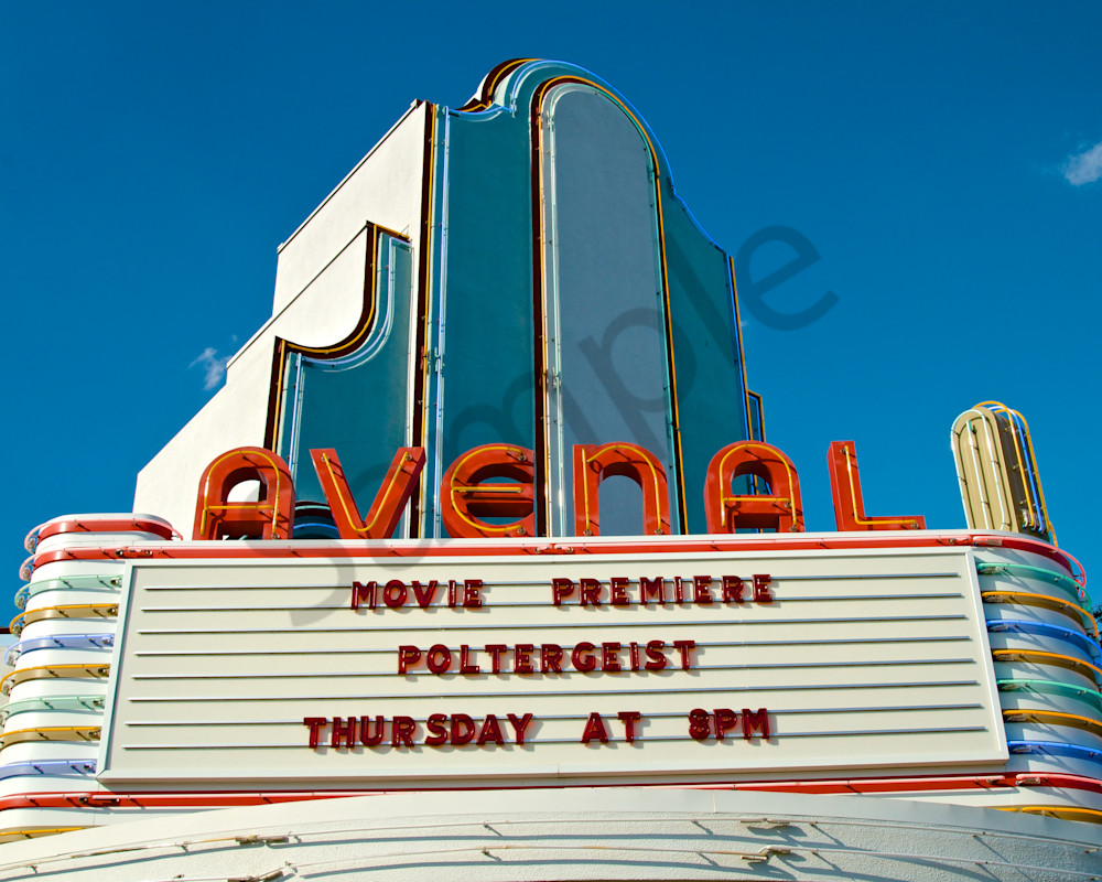 Classic Avenal Theater
