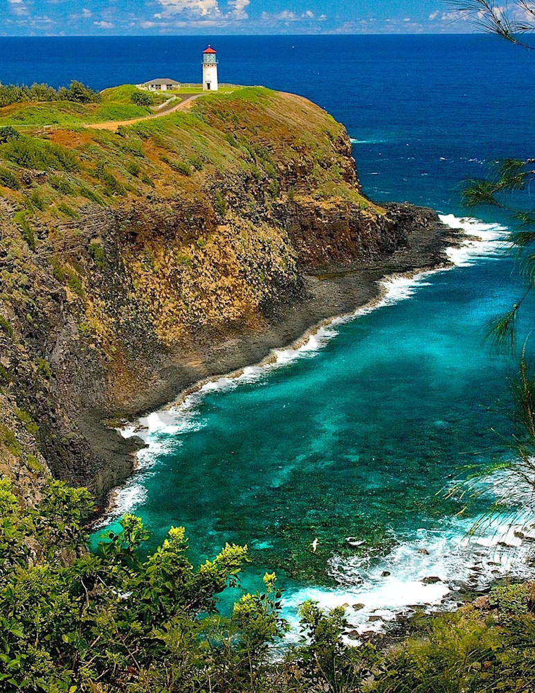 Kilauea Lighthouse | Kauai Fine Art Photography, Hawaii