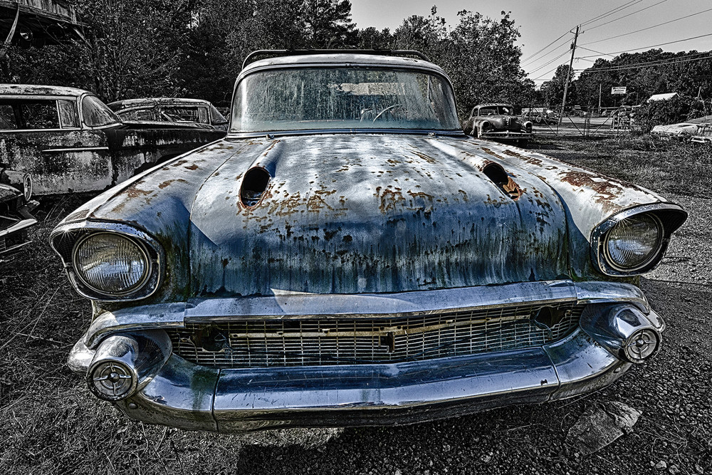 Ole '57 Photography Art | Robert Jones Photography