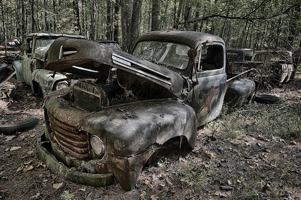 Ford Pickup No. Ii Photography Art | Robert Jones Photography