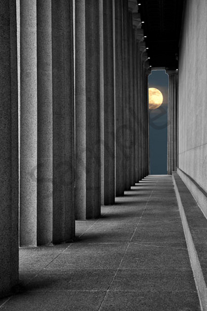 Parthenon Photography Art | Robert Jones Photography