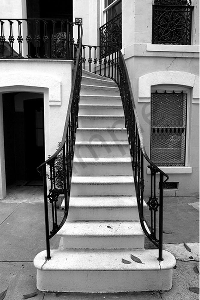 Savannah Stairs No. Ii Photography Art | Robert Jones Photography